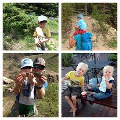 Two Cent Sparrow: Camping with Kids - Part 3: Preschoolers