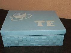 Caja de té
