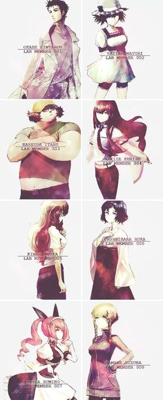 Not a huge fan of Anime but I totally dig this. At least the english dubbed version. Steins Gate 0, Otaku, Manga Anime, Anime Art, Drawn Art, Fanart, Estilo Anime, Cosplay, Blue Exorcist