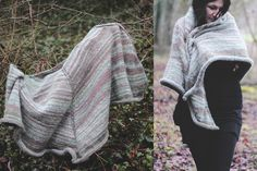 Creations, Cover Up, Blanket, Fashion, Knits, Wool, Moda, La Mode, Fasion