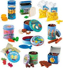 Haba® Wooden Play Food in ...