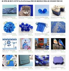 ★ OPEN ★ BEST of ETSY by EcoChicSoaps RND 226 ★BONUS RNDs ★ GIVEAWAY RND 230    Please join us at  http://www.etsy.com/treasury/MTI4MzMwMjh8MjcyMDIzODE2Mw/open-best-of-etsy-by-ecochicsoaps-rnd