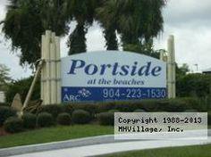 Portside East in Jacksonville, FL on MHVillage.com