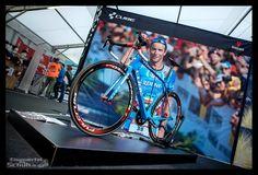 Andreas Realer & Cube { #Triathlonlife #Training #Triathlon } { via @eiswuerfelimsch http://eiswuerfelimschuh.de } { #motivation #trainingday #triathlontraining #swimbikerun #running #cycling }