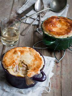 Chicken and Leek Pie Chicken And Leek Pie, Camembert Cheese, Gluten Free, Sweet, Blog, Glutenfree, Candy, Sin Gluten, Blogging