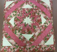 """Amish Folded Star Pattern 