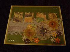 Shirley's birthday card