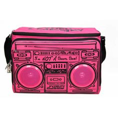 Fydelity Le Boom Box COOLIO COOLER - MAGENTA #Fydelity #LeBoom #Box #Coolio #Cooler #Magenta