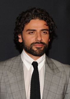 Oscar Isaac (I'm a new fan of not only his voice, but his acting career). Possible new obsession :-)