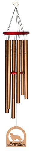 Chimesofyourlife E4349 Wind Chime, 35-Inch, Cavalier King Charles, Bronze Chimesofyourlife http://www.amazon.com/dp/B00LEA414Q/ref=cm_sw_r_pi_dp_uiH-tb1KAEMAD