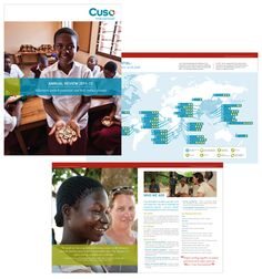 "Cyan Solutions designed these large format posters for Cuso International. Their goal was aimed at recruiting new volunteers. Strong, visually striking photographs span the background, overlaid by a coloured block with an impactful statement. This combination of simple elements is effective as it evokes a strong sense of emotion and a sense of ""I can"" – it attracts the viewer and entices them to want to learn more. #ottawa #marketingottawa #cuso #graphicdesign #design #volunteer"