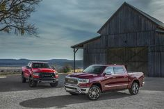 It's been a decade coming, and boy, are we glad that the 2019 Ram 1500 pickup has finally arrived!
