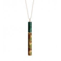 FHH Cigarette Charm Necklace - Camo Cool Set
