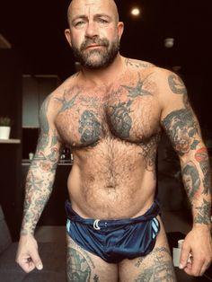 Hot Guys, Daddy, Underwear, Muscle, Handsome, Shorts, Swimwear, Pants, Men