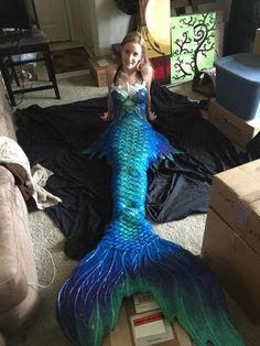 DIY Silicone mermaid tail                                                                                                                                                                                 More