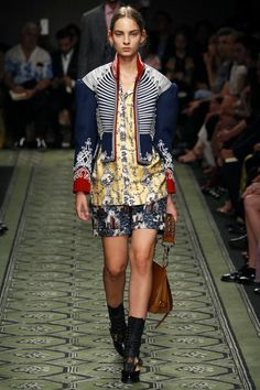 Burberry | Ready-to-Wear Spring 2017 | Look 62