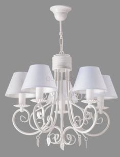KALINA 2614 - Goldsun Shabby Chic, Chandelier, Ceiling Lights, Lighting, Home Decor, Light Fixtures, Candelabra, Decoration Home, Room Decor