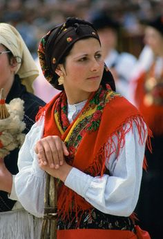 #Portuguese Culture - typical costumes, nowadays used only in festivities.