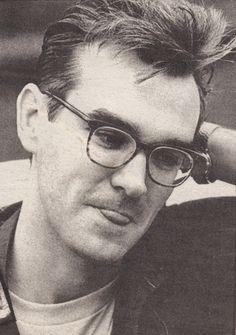 Moz specs... Moz Morrissey, The Smiths Morrissey, Good Music, My Music, Leo Sayer, Robert Palmer, Johnny Marr, Little Charmers, Van Morrison