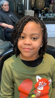 Black Girl Braided Hairstyles, Girls Natural Hairstyles, Baby Girl Hairstyles, Natural Hairstyles For Kids, African Braids Hairstyles, Kids Crochet Hairstyles, Crochet Braids For Kids, Flat Twist Hairstyles, Kids Curly Hairstyles