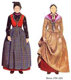 Danish Costume Ideas
