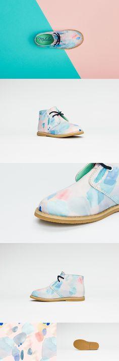 Melula Shoes: Colourful kids shoes by Louise Møllermark & Søren Hougesen — Kickstarter