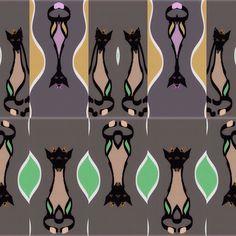 #globe #instaart #instadaily #interior #interiordesign #interiors #design #talent #talentedpeopleinc #textiles #textileart #tiles #mirrorphoto #inquiries #freelancer #handdrawn #readyforthis  #smooth #fleshtones #lightglobes #illution #kitty #kittylove by alice_c_kelly