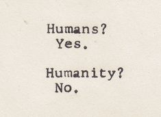 humans, humanity, difference, typewriter