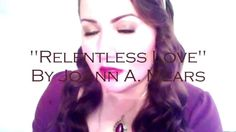 """""""Relentless Love"""" LIVE Poetry Reading from A Josephine Complex by JoAnn Mears - YouTube"""