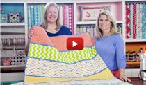 Riley Blake Designs presents Bonnie's Easy Quilted Cotton Project