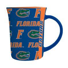NCAA Line Up Ceramic Mug - Florida Gators