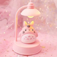 Cute Night Light My Neighbor Totoro Gemini Night Light sold by Harajuku fashion. Shop more products from Harajuku fashion on Storenvy, the home of independent small businesses all over the world. Cute Room Ideas, Cute Room Decor, Aesthetic Room Decor, Pink Aesthetic, Aesthetic Themes, Food Kawaii, Kawaii Things, Kawaii Stuff, Kawaii Diy