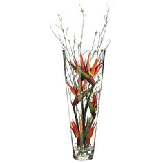 Are you having your wedding in a tropical area? You need to choose the best tropical wedding flowers for your special day. Tropical Floral Arrangements, Artificial Floral Arrangements, Wedding Flower Arrangements, Wedding Flowers, Bird Of Paradise Wedding, Birds Of Paradise Flower, Modern Centerpieces, Succulent Centerpieces, Wedding Centerpieces