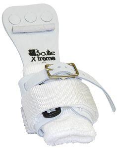 Bailie X treme Buckle/Hook & Loop Grips - High Bar
