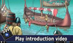 Introduce your pupils to the Vikings in history with this video, giving an overview of the topic
