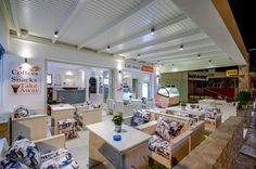 The whitewashed Summer Dream 1 offers self-catered accommodation. Greece
