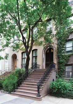 Stunning Modern Townhouse In New York City   Via International Architecture And Design IAD Magazine