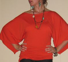 HUNGRYHIPPIE: Sewing Clothing: 10 minute top from jersey material