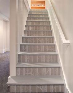 birch-tree-wallpaper-stairs