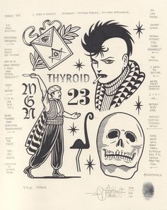 """Thyroid"", 2014."