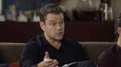 Matt Damon Interrupts Successful Black Woman Filmmaker to Explain Diversity to Her. WTF, Matt?
