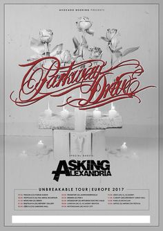 Parkway Drive - Unbreakable Tour + special guests Asking Alexandria @02academybrix Saturday 8th April 2017... #parkwaydrive #askingalexandria #unbreakabletour #byronbay #australia #killingwithasmile #horizons #deepblue #metalcore #heavymetal #globalticketsuk #eventticketseller #bestseats #buyandsell