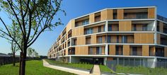 #Sustainable #Housing Complex. Milan. By Open Building Research. Why? Dynamic shutters on high #density apartments