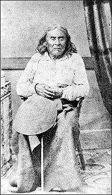 If all the beasts were gone, men would die from a great loneliness of spirit, for whatever happens to the beasts also happens to the man. All things are connected.  -Chief Seattle of the Suwamish tribe.(The only known photograph of Chief Seattle, taken 1864)
