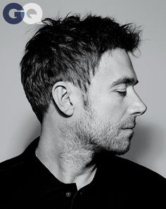 Damon Albarn - 2014 GQ Photoshoot What a f-ing profile!