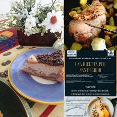 Una ricetta per sant'Egidio / L'angolo di Raf Flan, Guacamole, Carne, Steak, Pork, Pudding, Kale Stir Fry, Creme Brulee, Steaks