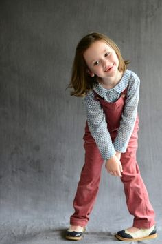 Olive Juice Fall This is a precious ensemble. Kids Outfits Girls, Girl Outfits, Girls Dresses, Little Fashion, Kids Fashion, Kids Overalls, Olive Juice, Peter Pan Collar Blouse, Kids Clothing Brands