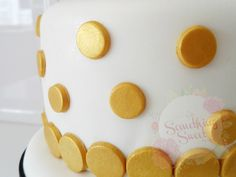 Something Sweet by SM - Ruby Wedding Anniversary Cake