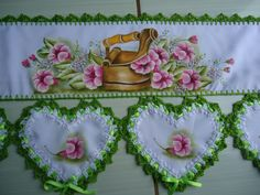Flores Tole Painting, Fabric Painting, Origami, Alice, Barbie, Knitting, Rose, Tableware, Crafts