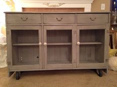 After Bunny Cages, Small Animal Cage, Rabbit Hutches, Pet Cage, Buffy, Coin, Guinea Pigs, China Cabinet, Homestead
